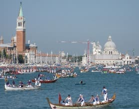 VOGALONGA VENICE ROWING REGATTA