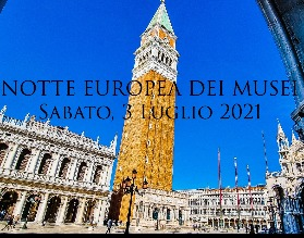 European Night of Museums - 3rd July 2021